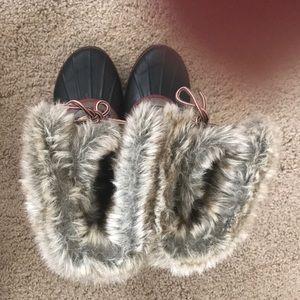 Khombu Shoes - Khombu lace up winter boot